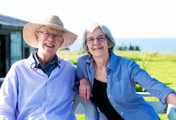 Don Ingram lives with a battery-powered heart, meaning he relies on technology to keep him alive. He and his wife, Ethel are sharing their healthcare story through Life Extended, a web series by the QEII Foundation.