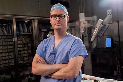 Dr. Ross Mason, Urologist and Cancer Surgeon