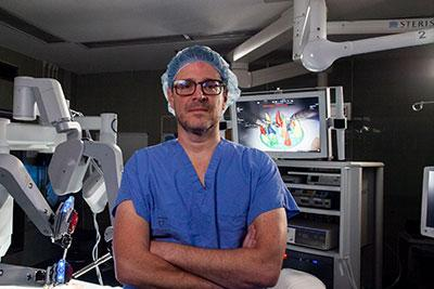 Dr. Ricardo Rendon, Urologist and Cancer Surgeon