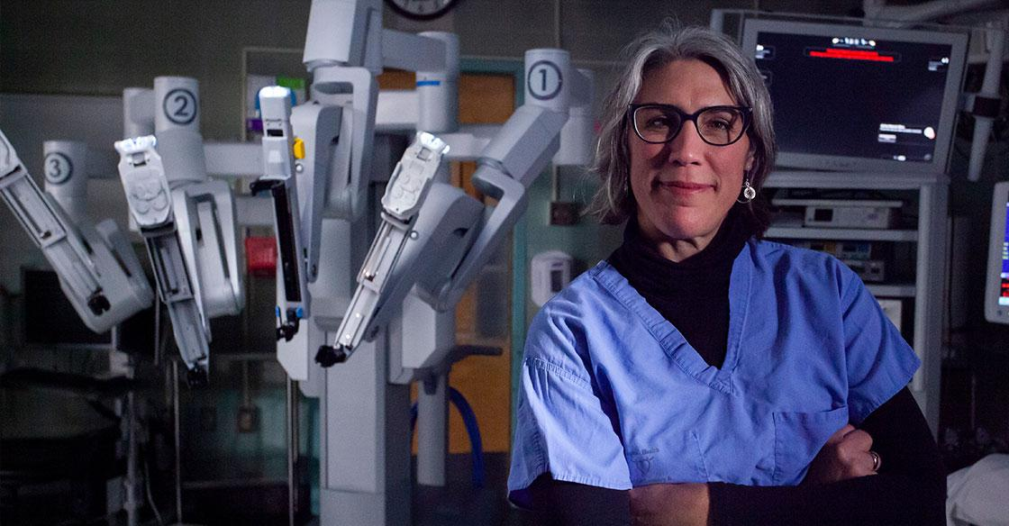 Funding Atlantic Canada's first surgical robotics technology at the QEII. Robot-assisted surgery is a treatment option that's never been available, here, in Atlantic Canada…until now.