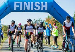 ride finish